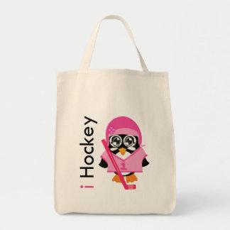 i Hockey Penguin Bags