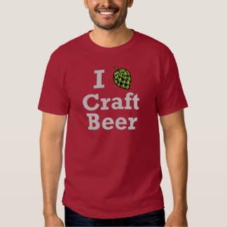 I [hop] Craft Beer Shirts