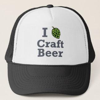 I [hop] Craft Beer Trucker Hat