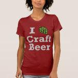 I [hop] Craft Beer Tshirts