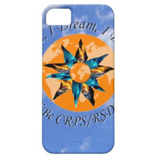 I Hope I Dream I Believe I will be CRPS RSD FREE L iPhone SE/5/5s Case