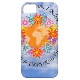 I Hope I Dream I Believe I will be CRPS RSD FREE O iPhone SE/5/5s Case