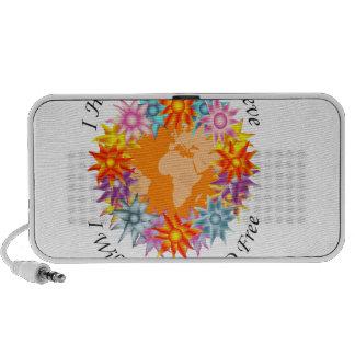 I Hope I Dream I Believe I will be CRPS RSD FREE O iPod Speakers