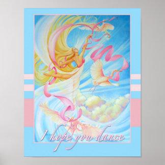 I Hope you Dance Print (11 x 14)