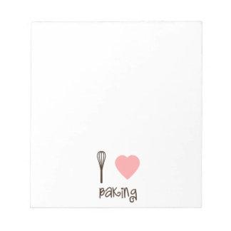 I hornada del corazón - cuaderno de notas bloc de notas