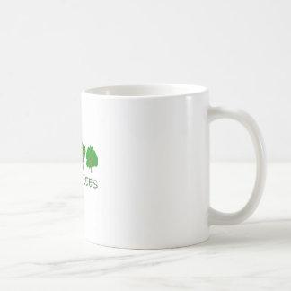 I Hug Trees Coffee Mug