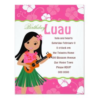 I Hula-Love You Ukulele! Card