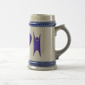 I humanismo del corazón tazas de café
