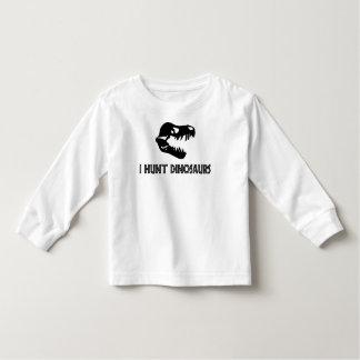 I Hunt Dinosaurs T-shirt