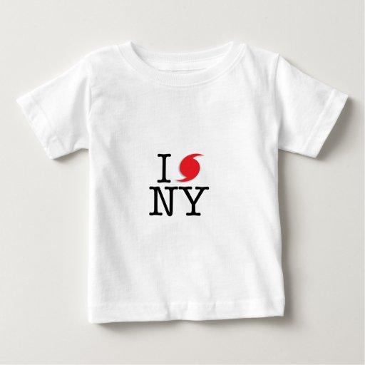 I Hurricane NY T Shirt