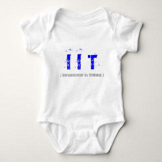 I I T , ( Investigator In Training ) Baby Bodysuit