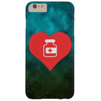 I icono de las medicaciones de la prescripción del funda de iPhone 6 plus barely there