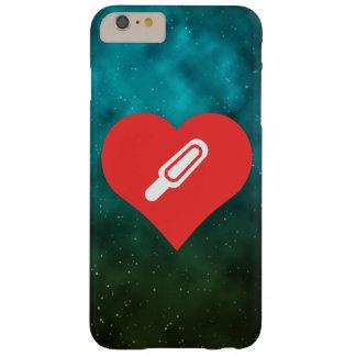 I icono de los detectores de metales del PDA del Funda Para iPhone 6 Plus Barely There