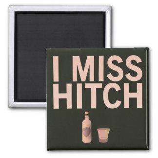 I imán de Srta. Hitch (luz en oscuridad)