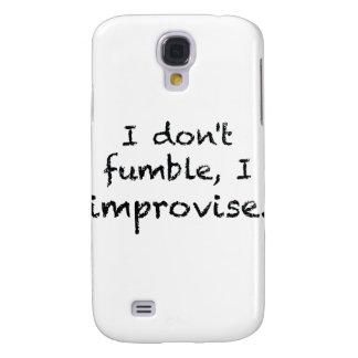 I Improvise Samsung Galaxy S4 Cover