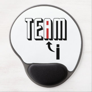 I In Team Gel Mouse Pad