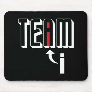 I In Team Mouse Pad