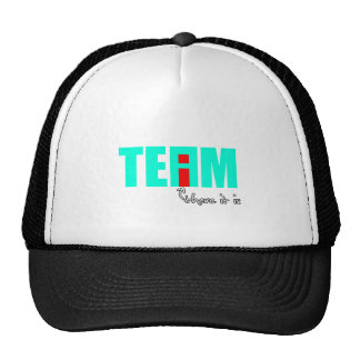 I in Team Trucker Hat