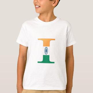 I (India) Monogram T-Shirt