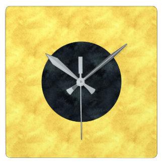 India Flag Wall Clocks Zazzle