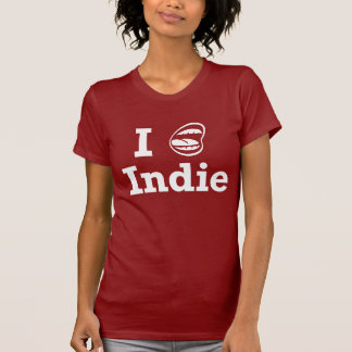 I [☺] Indie T-Shirt