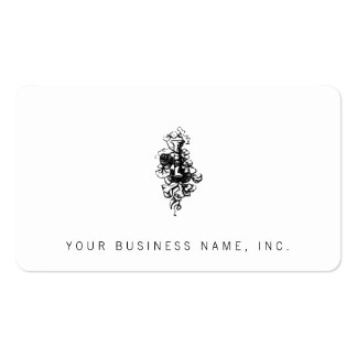 I Initial from Gems of English Poetry Double-Sided Standard Business Cards (Pack Of 100)