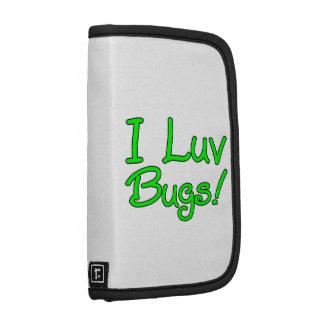 I insectos de Luv Organizadores