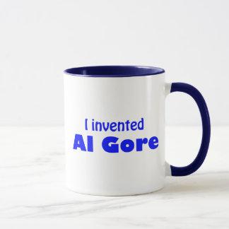 I invented Al Gore Mug
