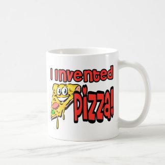 I Invented Pizza Coffee Mug