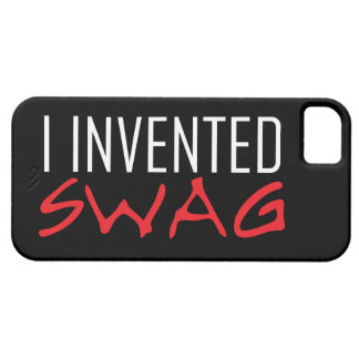 I Invented SWAG iPhone 5 Covers