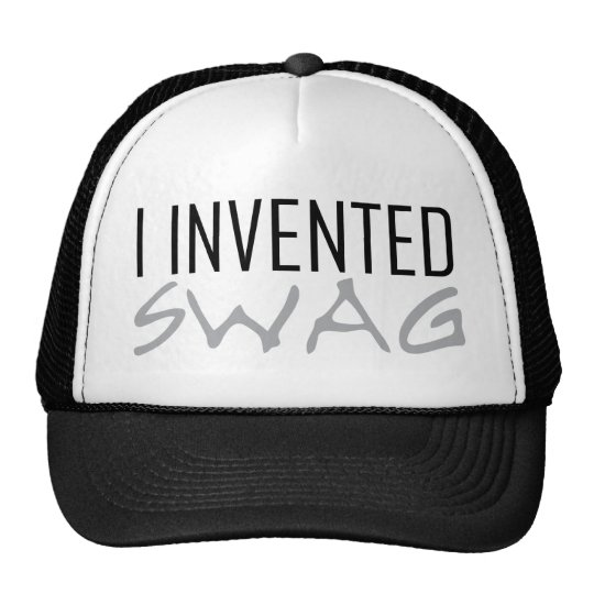 I Invented Swag - Hat
