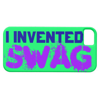 I Invented SWAG iPhone SE/5/5s Case