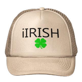 I irlandés gorra