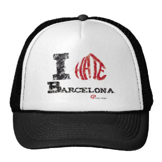 I is Barcelona to you Trucker Hat