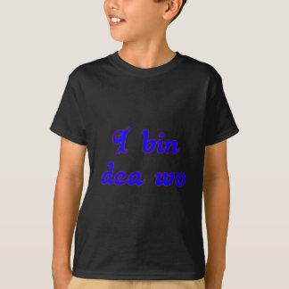 I is dea where Bavarian Bavarian Bavaria T-Shirt
