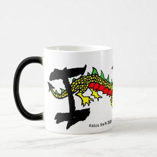 I is for Ichneumon Coffee Mug
