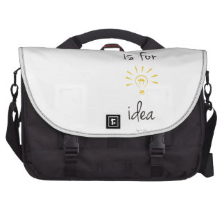 i is for idea laptop bags
