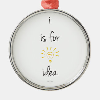 i is for idea christmas ornaments