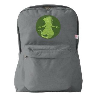 I is for Iguana Backpack