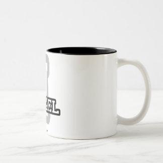 I is for Israel Coffee Mug