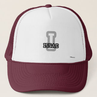 I is for Issac Trucker Hat