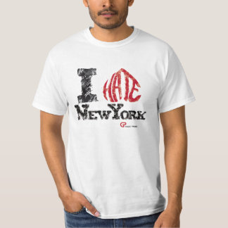 I is New York to you T Shirts