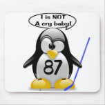 I is NOT a Cry Baby Mouse Pad