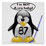 I is NOT a Crybaby Posters
