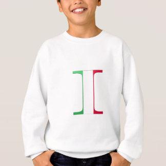 I (Italy) Monogram Sweatshirt
