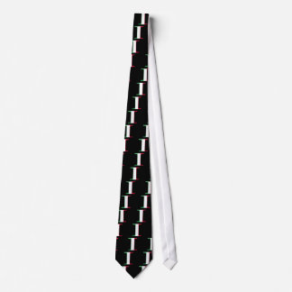 I (Italy) Monogram Tie