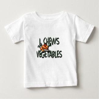 I jardín de verduras de los Chews Camiseta