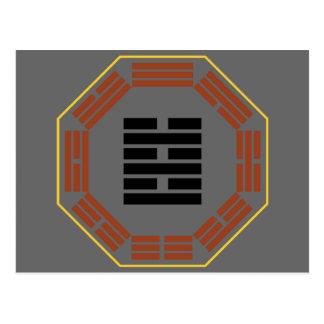 """I ji de la ji del Hexagram 63 de Ching """"después de Tarjetas Postales"""