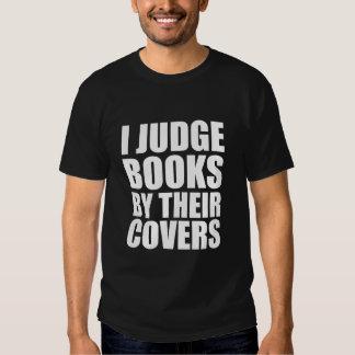I Judge Books Men's (Dark) Tee Shirt