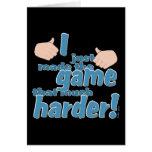 ¡I juego más duro! Felicitaciones